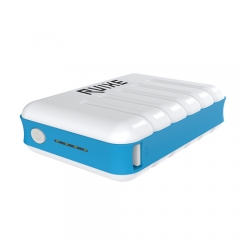 Suitcase design li-ion power bank 10000mah