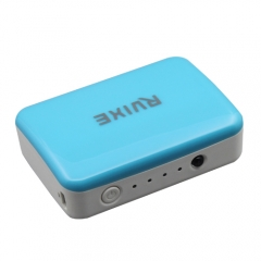 High quality power bank 5000mah with LED torch