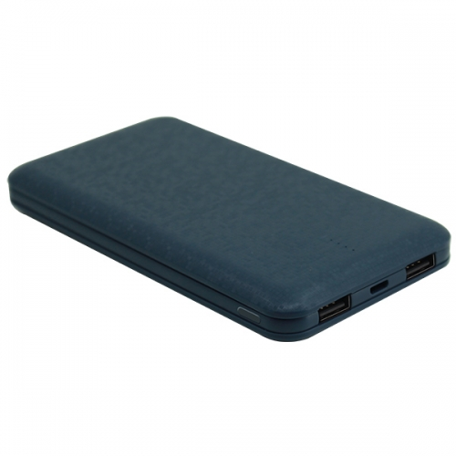 High quality power bank 10000mah with dual usb ports